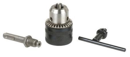 KWB nastavak za bušilicu s ključem i SDS plus adapterom (291390)