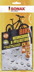 Sonax Bike krpica za čiščenje in nego kolesa 40 x 50 mm