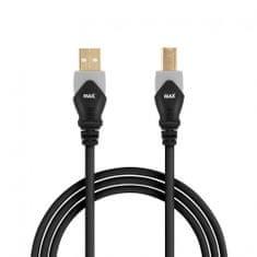 MAX przewód MUCB100B USB 2.0, 1m