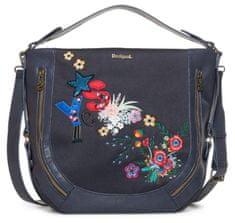 Desigual tmavě modrá kabelka Surprise Marteta