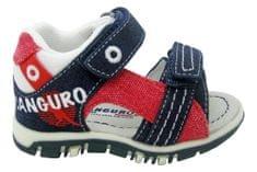 Canguro chlapčenské sandále