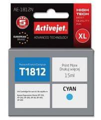 ActiveJet črnilo Epson T1812, cyan