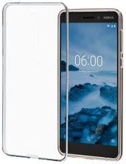 Nokia 6.1 pouzdro, clear CC-110