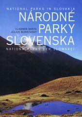 Bárta Vladimír, Burkovský Július: Národné parky Slovenska