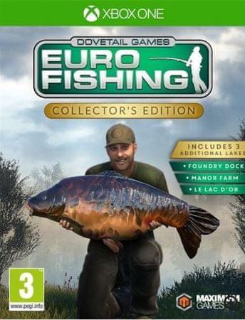 Maximum Games igra Euro Fishing - Collector's Edition (Xbox One)