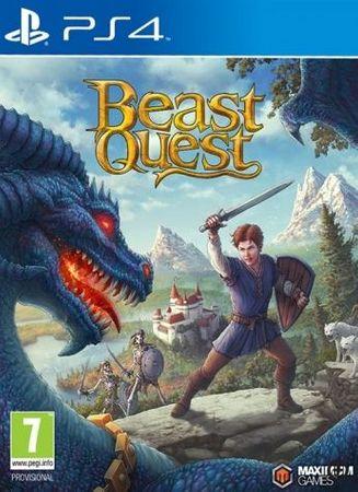 Maximum Games igra Beast Quest (PS4)