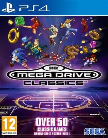 Sega Mega Drive Classics PS4