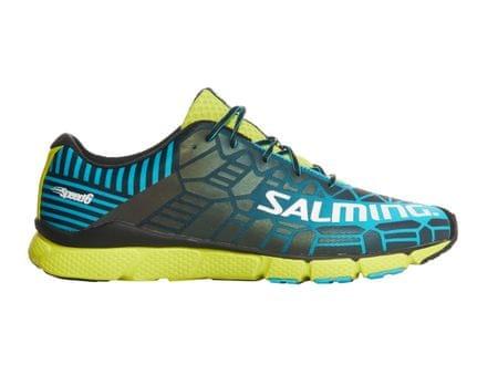 Salming Speed 6 Men Blue/Lime 48