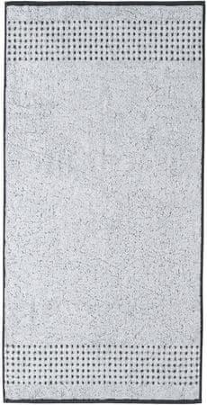Cawö Frottier osuška Sense, borte světle šedá
