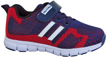 Protetika buty chłopięce Lugo 21 niebieski