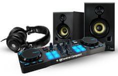 Hercules DJ Control Compact (4780843) + XPS 2.0 60 DJ Set + DJ M40.1