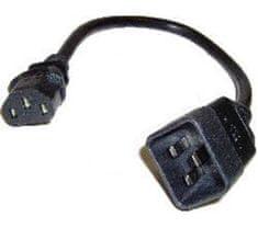 Samurai povezovalni IEC kabel 10A C13/C20, 1,8m