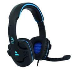 Ewent gaming slušalke Play z mikrofonom
