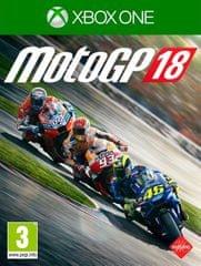 Milestone igra MotoGP18 (Xbox One)