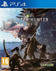 Capcom Monster Hunter World PS4