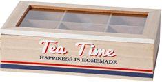 TimeLife škatla za čaj, 6 predelkov