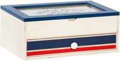 TimeLife drewniane pudełko z szufladą