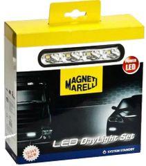Magneti Marelli LED svetlá pre denné svietenie 12 / 24V 4xLED