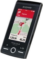 Sigma ROX 12.0 Sport Set kerékpár kilométeróra