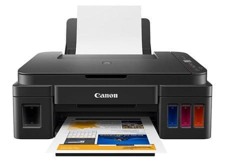 Canon višenamjenski uređaj Pixma G2411 + besplatna crna tinta