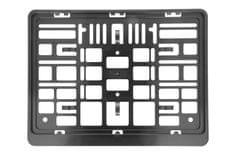UNITAL Rámček ŠPZ, čierny, rozmer 309 x 224 mm