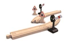 Hape mechaniczny przejazd kolejowy