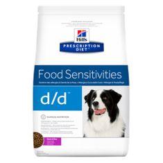 Hill's karma sucha dla psa PD Canine D/D Duck & Rice 12 kg