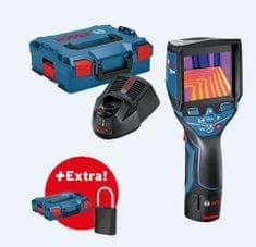 BOSCH Professional komplet Smart Lock 3 + pametna Bluetooth ključavnica + L-BOXX (06159940LF)
