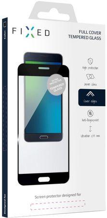 Fixed Full-Cover keményített védőüveg Huawei Mate 10 számára, egész kijelzős, fekete FIXGF-245-033BK