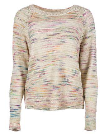 Pepe Jeans ženski pulover Bella, večbarven, M