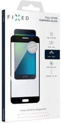 Fixed Full-Cover ochranné tvrdené sklo pre Huawei P10 Lite, cez celý displej, čierne FIXGF-194-033BK