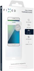Fixed Full-Cover ochranné tvrdené sklo pre Huawei P10 Lite, cez celý displej, biele FIXGF-194-033WH