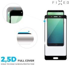 Fixed Huawei P20 lite (0.33 mm) keményített védőüveg, teljes kijelzőre, fekete, 278 mm FIXGF-278-BK