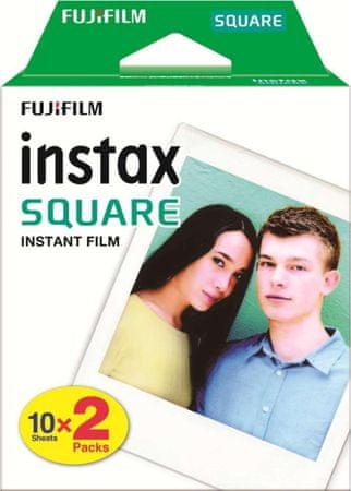FujiFilm wkłady Instax Square Film WW 2, 20 szt.