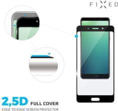 Fixed Full-Cover Huawei P20 Pro (0.33) keményített védőüveg, teljes kijelzőre, fekete, 279 mm FIXGF-279-BK