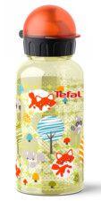 Tefal Kids steklenica iz tritana, 0,4 L, rumena