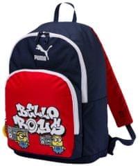 Puma Chlapčenský batoh Mimoni - modro-červený