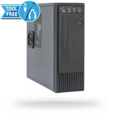 Chieftec kućište FI-03B mini ITX 250W USB 3.0, crno