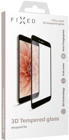 Fixed 3D Full-Cover keményített védőüveg Samsung Galaxy A3 (2017) számára, fekete FIXG3D-157-BK