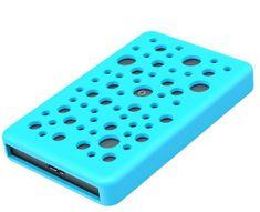 Orico vanjsko kućište za HDD/SSD USB 3.0 UASP u SATA3, aluminij, silikon plava 2789U3