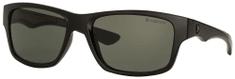 Greys Polarizační Brýle G4 Sunglasses Matt Black/Green/Grey