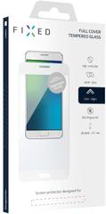 Fixed ochranné tvrdené sklo pre Xiaomi Mi A1 (Redmi 5X Global), cez celý displej, biele FIXGF-243-033WH