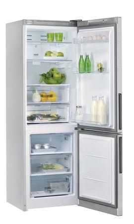 Whirlpool WTNF81OX Alulfagyasztós hűtőszekrény