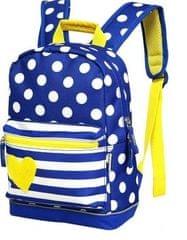 Target Dječji ruksak Yellow Heart (21996)
