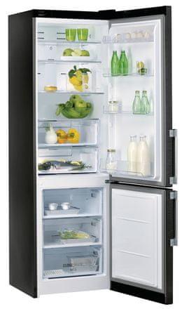 Whirlpool WTNF92OKH Alulfagyasztós hűtőszekrény