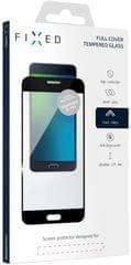 Fixed Full-Cover ochranné tvrdené sklo pre Xiaomi Mi 5C Global, na celý displej, čierne FIXGF-206-033BK