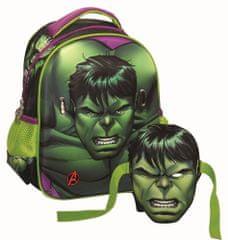 GIM Batôžtek Junior oválny Hulk s maskou