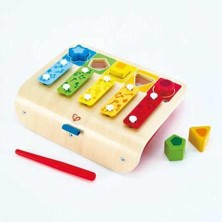Hape barvni ksilofon
