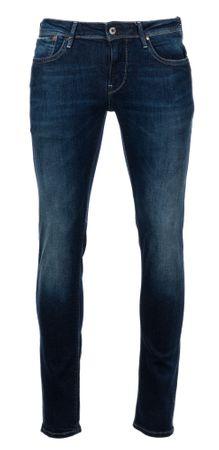 Pepe Jeans muške traperice Hatch 30/32 tamno plava