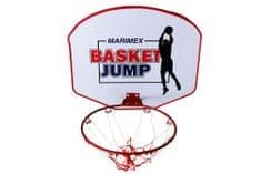 Marimex Koš basketbalový k trampolínám Marimex